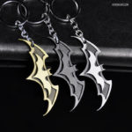 Batman Begins Keychain