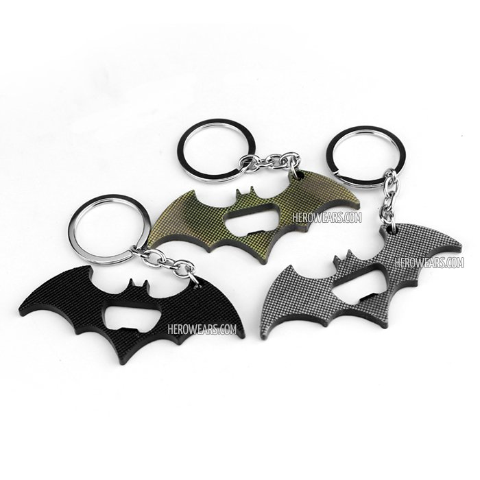 Batman (Bottle Opener) Keychain