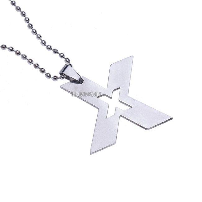 X-Men Superhero Pendant Necklace