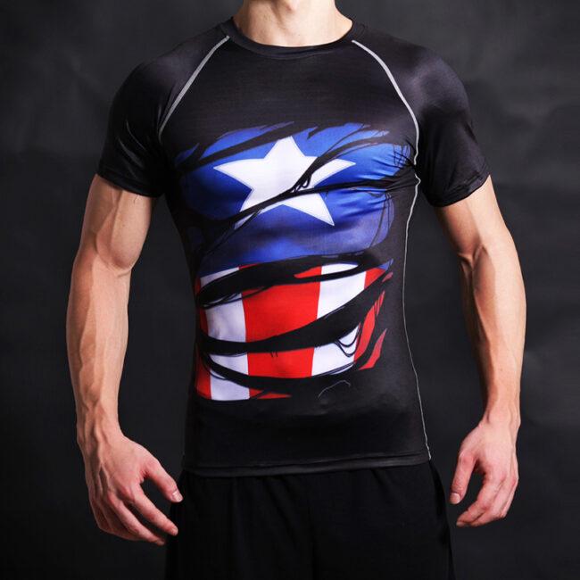 Captain America Exposed