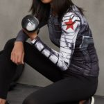 Winter Soldier Superhero Compression T-Shirt
