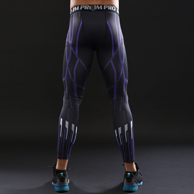 Black Panther Charged Leggings