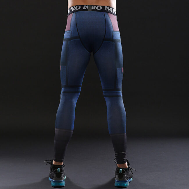 Captain America Infinity War Leggings