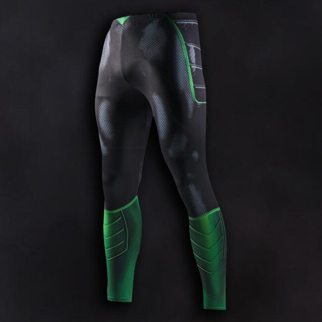 Green Lantern Leggings