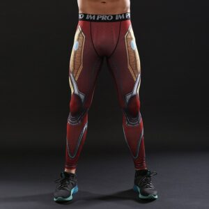 Iron Man Infinity War Leggings