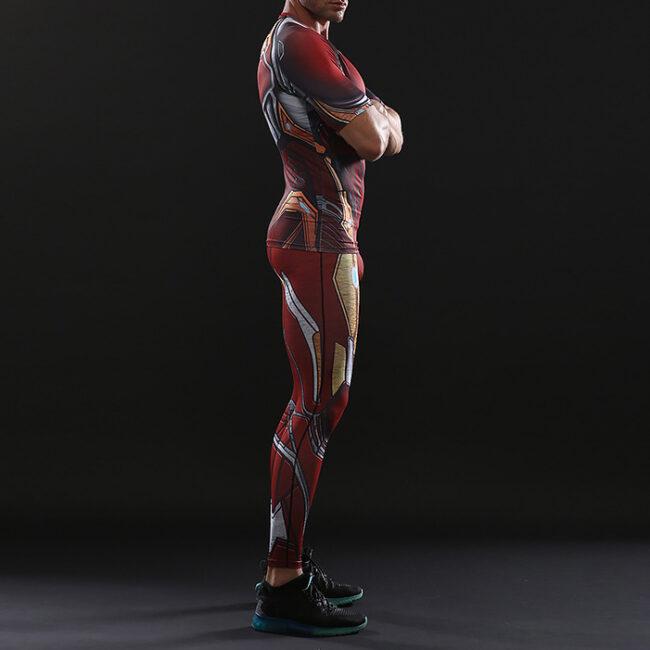 Iron Man Infinity War Leggings