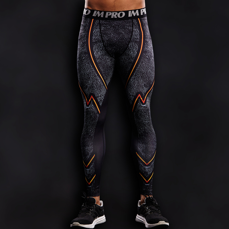 The Rival Superhero Compression Leggings