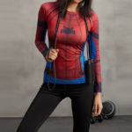Spider-Man Superhero Compression T-Shirt
