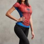 Spider-Man Superhero Compression T-Shirt