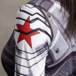Winter Soldier Superhero Compression T-Shirt