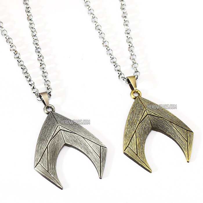 Aquaman Superhero Pendant Necklace