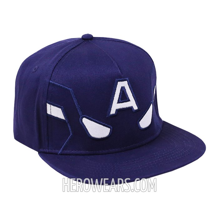Avengers Age of Ultron Superhero Snapback Hat