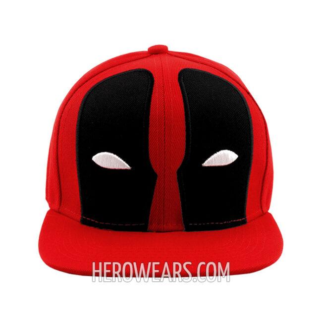Deadpool Superhero Snapback Hat
