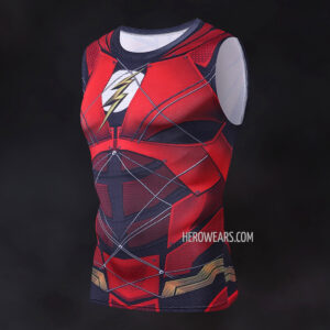 Flash Justice League Tank Top