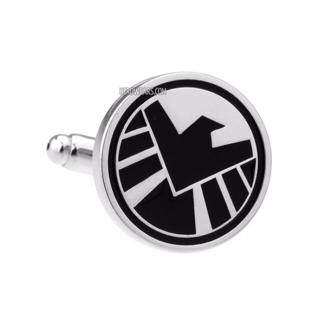 Agents of Shield Superhero Cufflinks