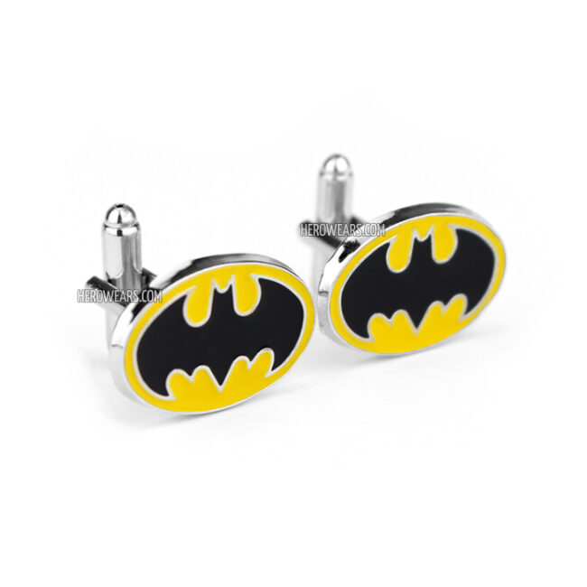 Batman Superhero Cufflinks