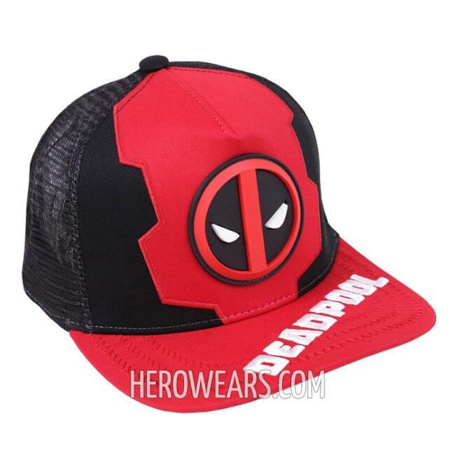 Deadpool Superhero Snapback