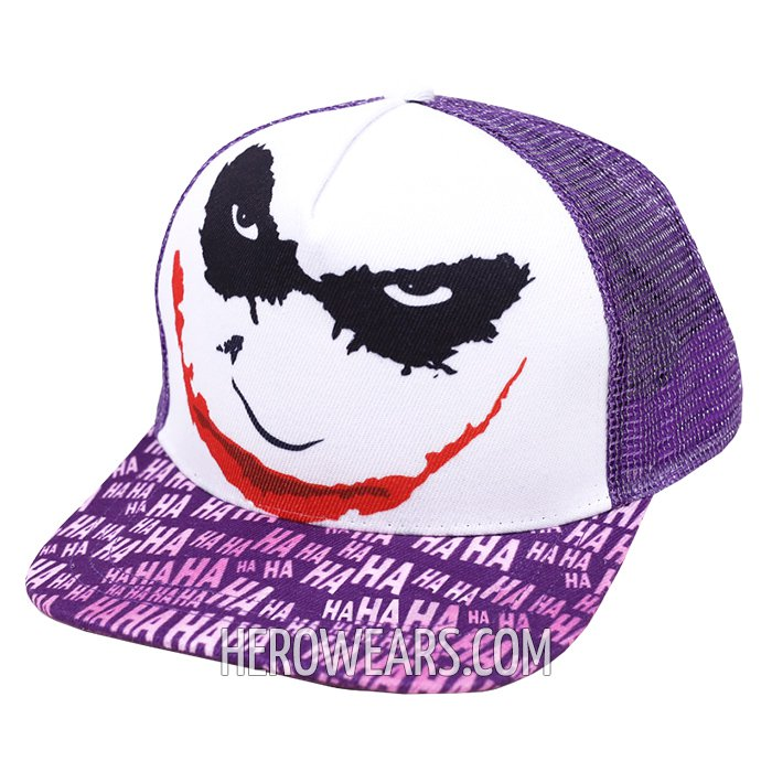 The Joker Batman Superhero Snapback