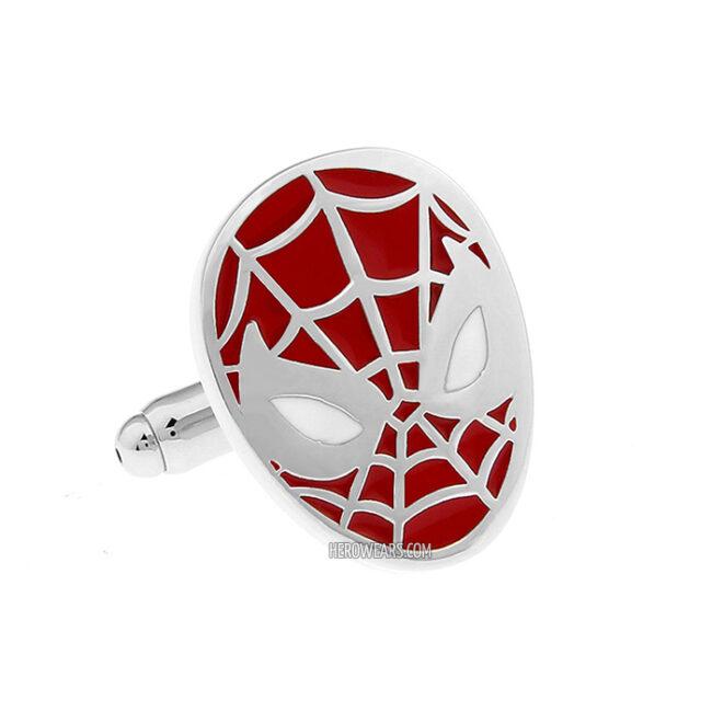 Spider Man Superhero Cufflinks