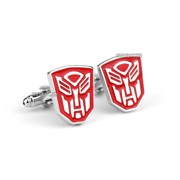 Transformers Superhero Cufflinks