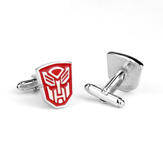 Transformers Superhero Cufflinks