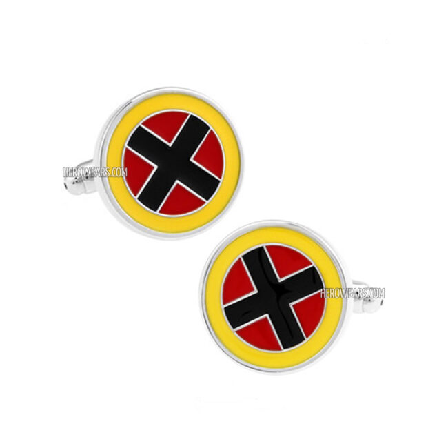X-Men Superhero Cufflinks