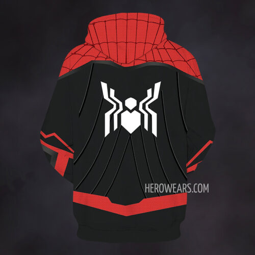 Spiderman Far From Home Hoodie