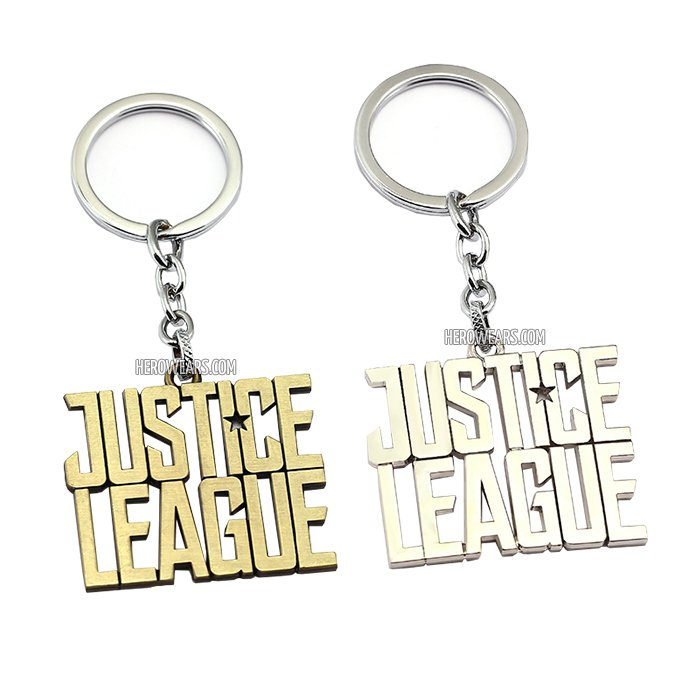Justice League Keychain