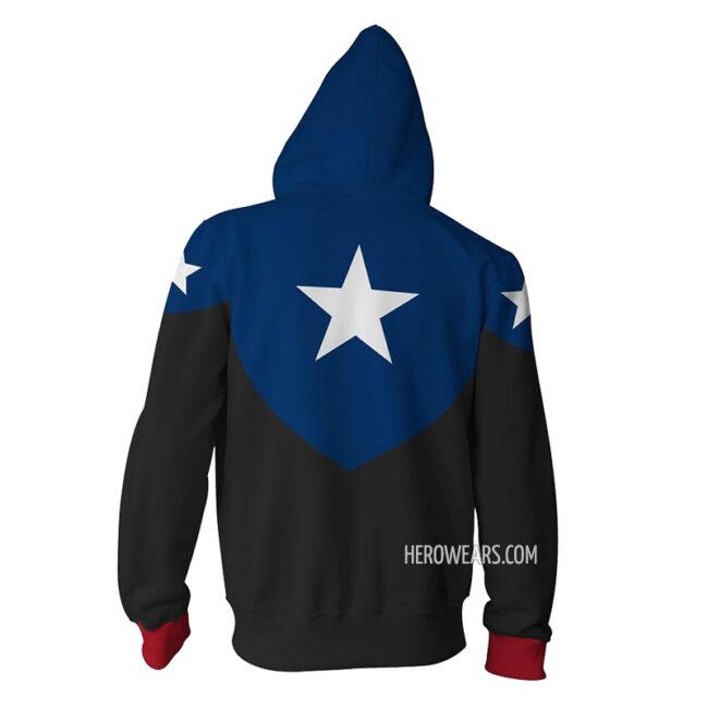 Bucky Cap Hoodie