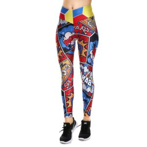 Women's Comic Speech Leggings