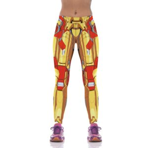 Women's Iron Man Leggings
