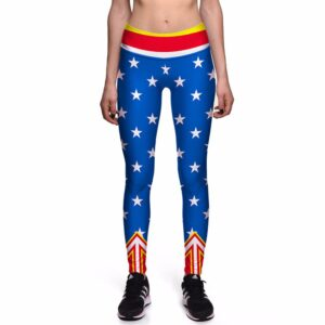 Women's Wonder Woman Leggings