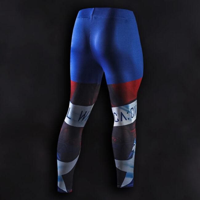 Captain America Leggings