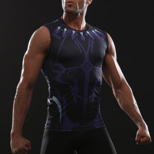 Black Panther Charged Tank Top