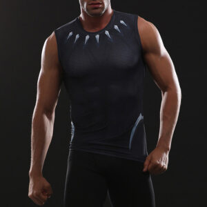 Black Panther Infinity War Tank Top