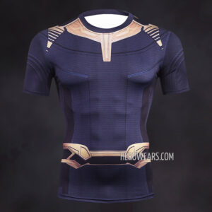Thanos Compression Shirt Rashguard