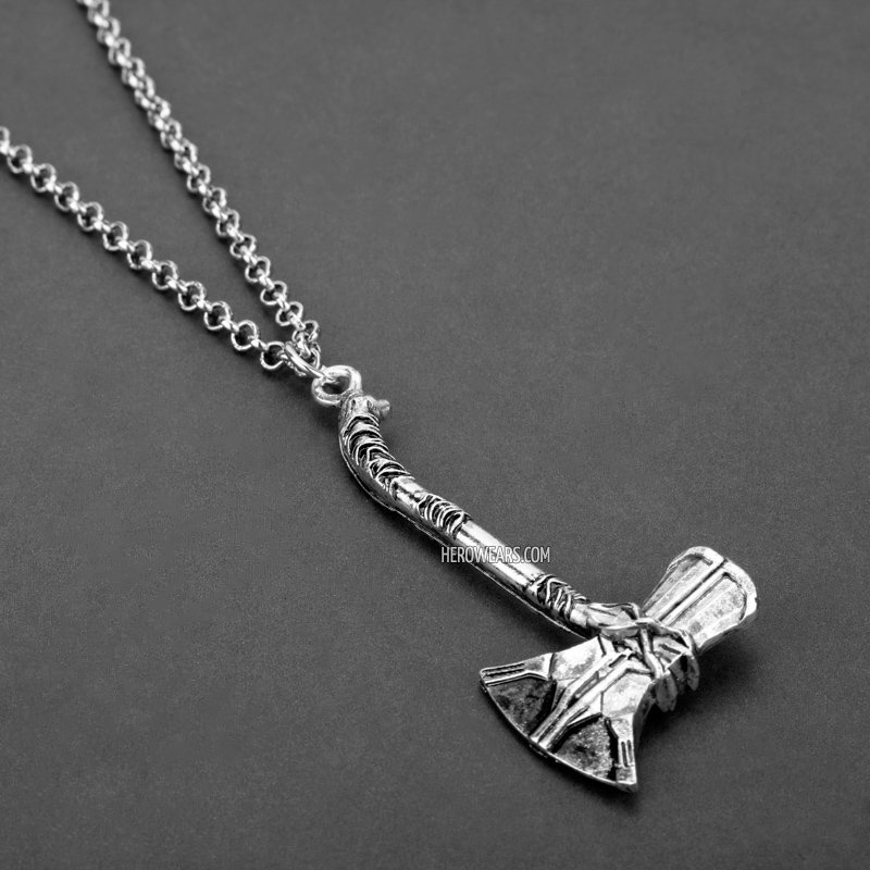 Thor Stormbreaker Necklace