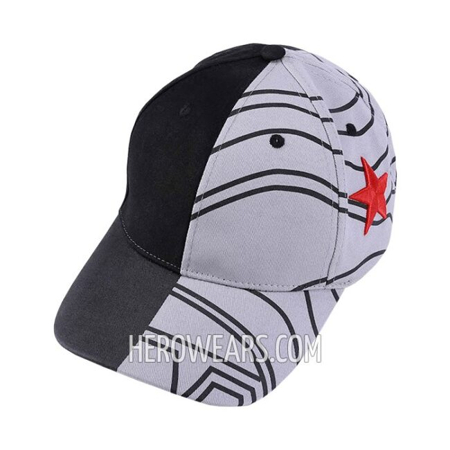 Winter Soldier Snapback