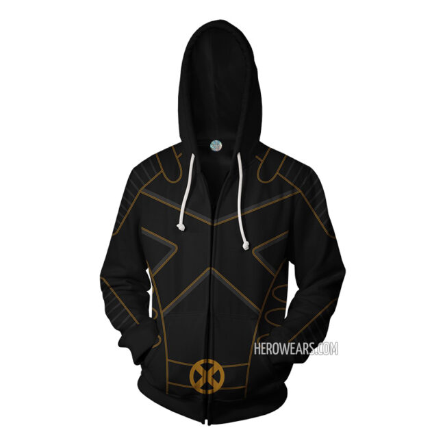 X-Men Zip Up Hoodie