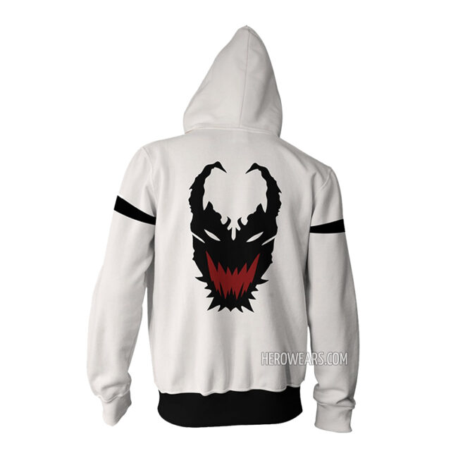 Anti-Venom Zip Up Hoodie