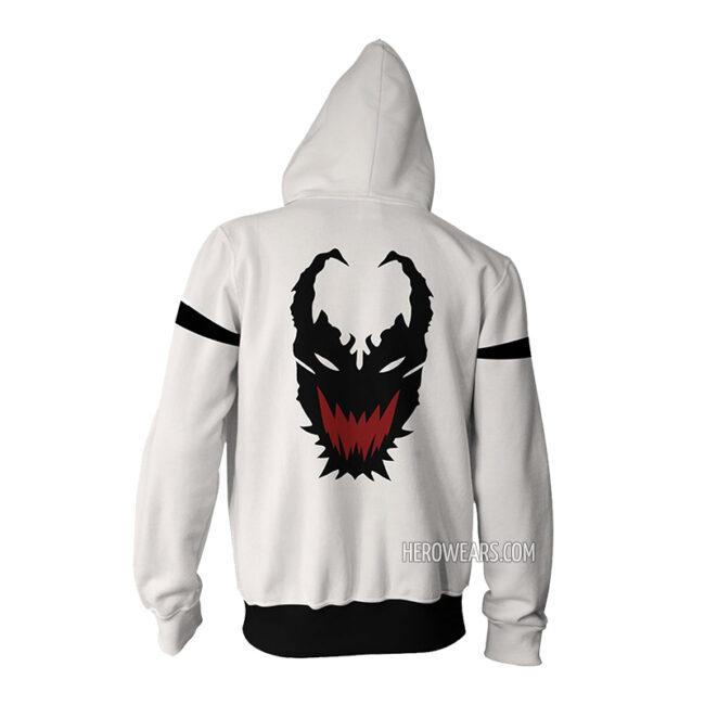 Anti-Venom Zip Up Hoodie