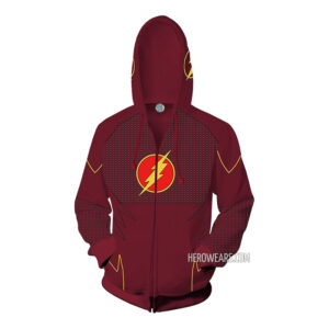 Flash 2016 Zip Up Hoodie