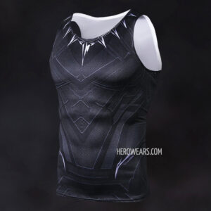 Black Panther Tank Top