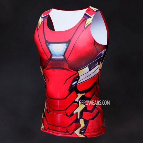 Iron Man Tank Top