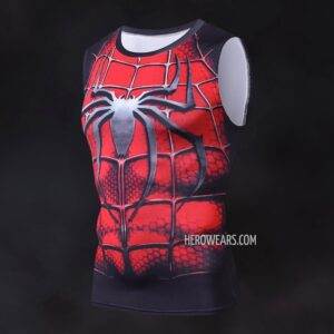 Spiderman Tank Top