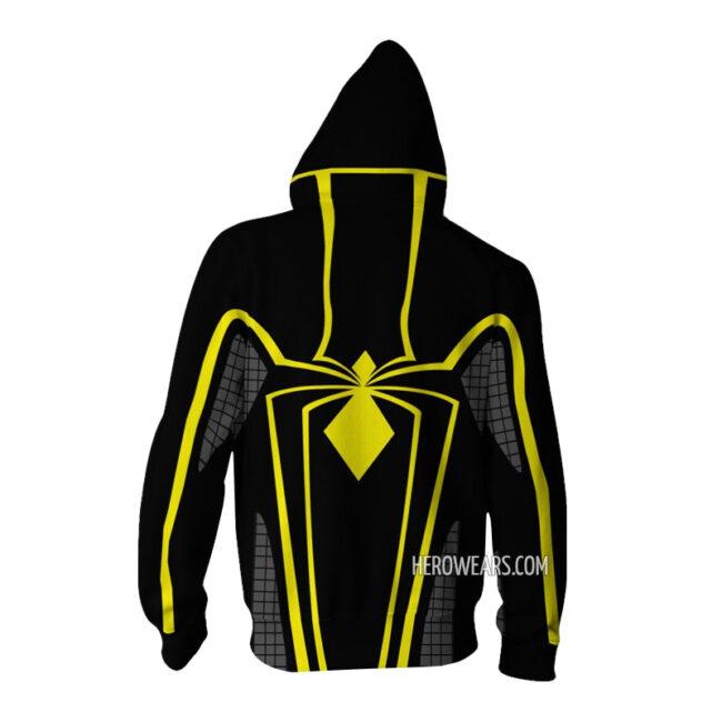 Spider Man Armor MkII Hoodie