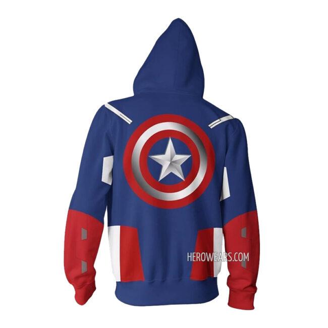 Captain America Avengers Hoodie