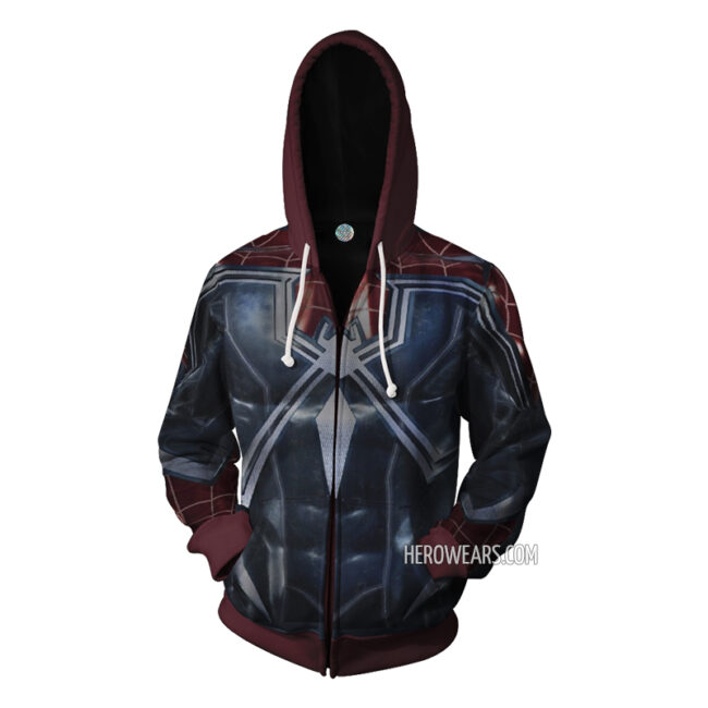 Spider Man Resilient Hoodie
