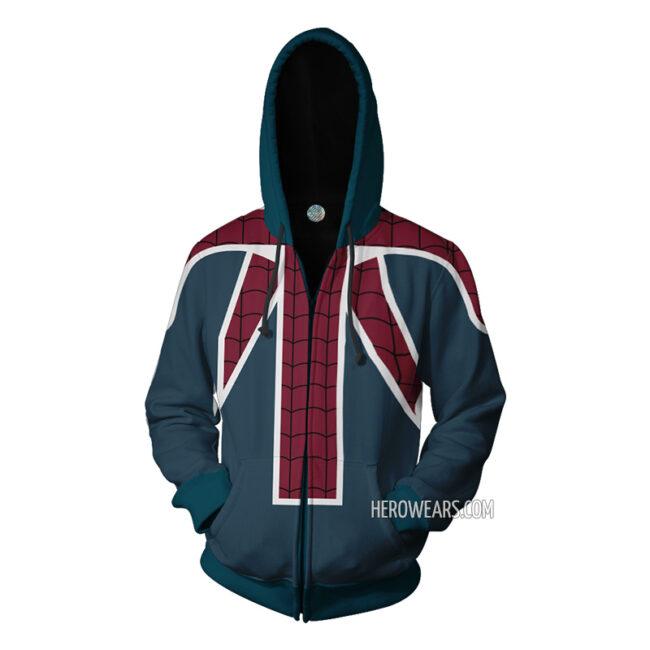 Spider Man UK Hoodie
