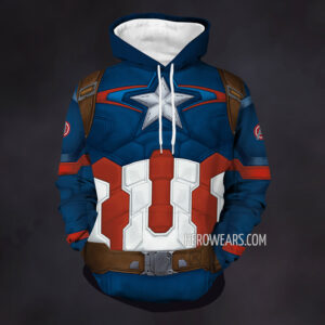 Captain America Age of Ultron Hoodie